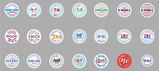 Mẫu tem bảo hành - Nơi in tem chuyên nghiệp và uy tín tại Bến Lức