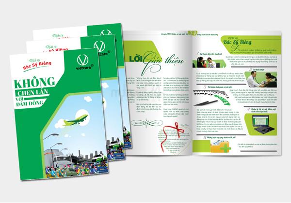 Thiết kế catalogue đẹp bắt mắt ấn tượng thu hút khách hàng