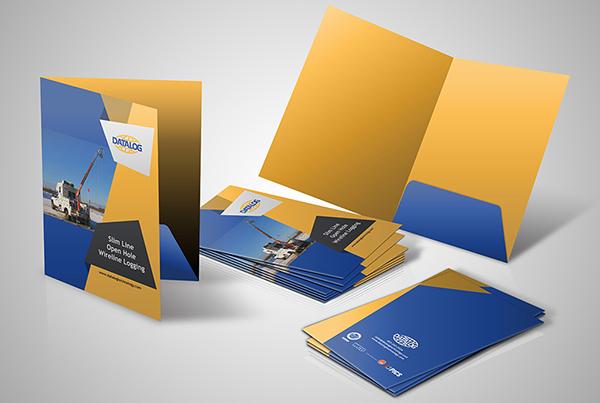 In Bìa Hồ Sơ - Folder sang trọng và chuyên nghiệp
