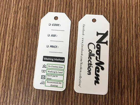 In thẻ treo quần áo - uy tín chất lượng tại Bến Lức