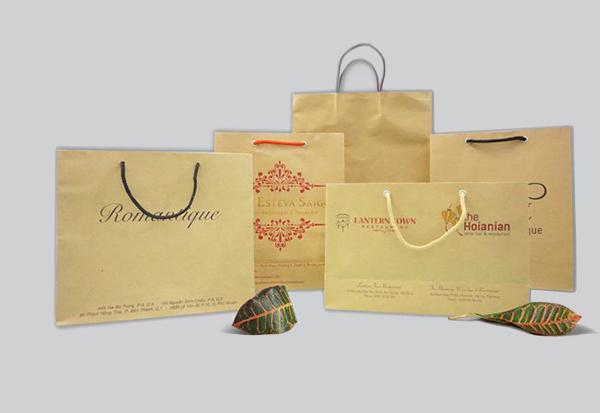 In túi giấy đẹp chất lượng & uy tín tại Bến Lức
