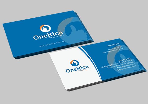 Thiết kế và in ấn Name card uy tín và chuyên nghiệp